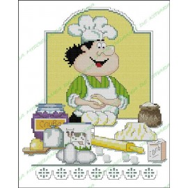 Chef Povaryata - Pasteles con mermelada