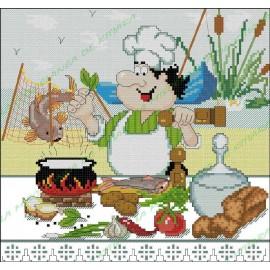 Povaryata Chef - Fisherman