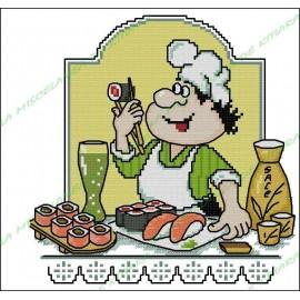 Povaryata Chef - Sushi 2