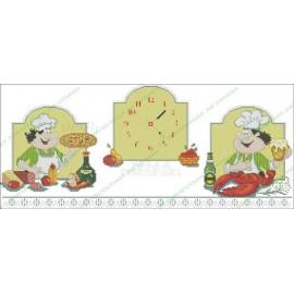 Chef Povaryata - Reloj