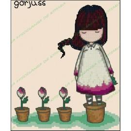 Gorjuss - La última rosa