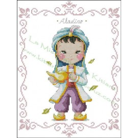 Príncipes de Cuento - Aladino