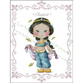 Princesas de Cuento - Aladino