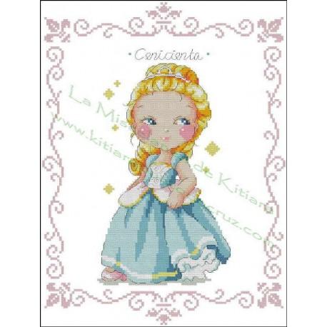 Princesas de Cuento - Cenicienta