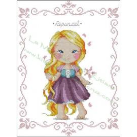 Princesas de Cuento - Rapunzel