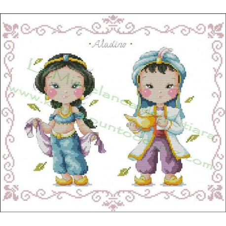 Princes and Princesses tale -Aladdin