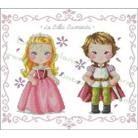 Príncipes y Princesas De Cuento - La Bella Durmiente
