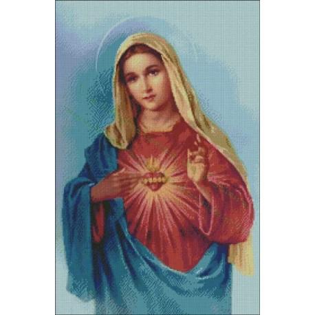 Sacred Heart of María