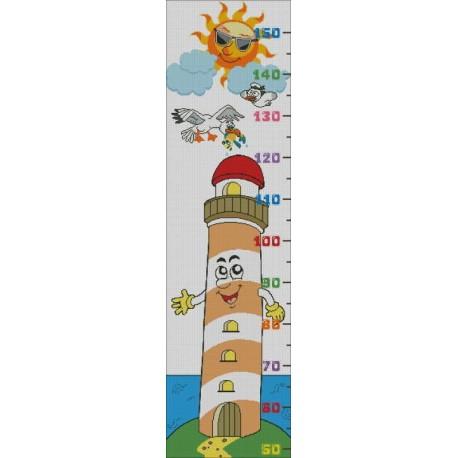 Height Chart Children's Lighthouse