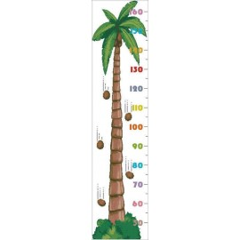 Height Chart Palm