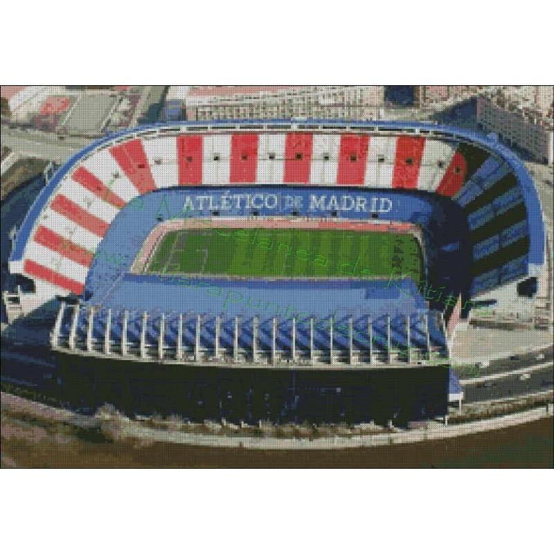Vicente Calderón Stadium