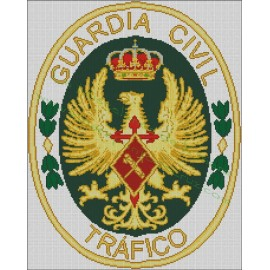 Guardia Civil de Tráfico Emblem