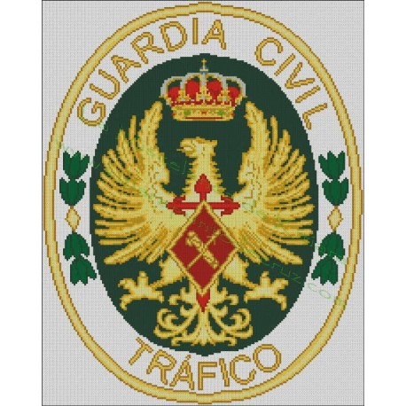 Emblema Guardia Civil de Tráfico