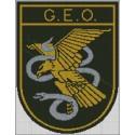 Emblema GEO - Policía Nacional