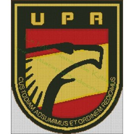UPR Emblem - Policía Nacional