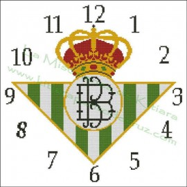 Clock Real Betis Balompie 2