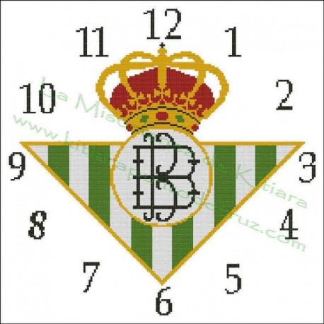 Reloj Real Betis Balompie 2