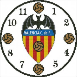Clock Valencia C. F.