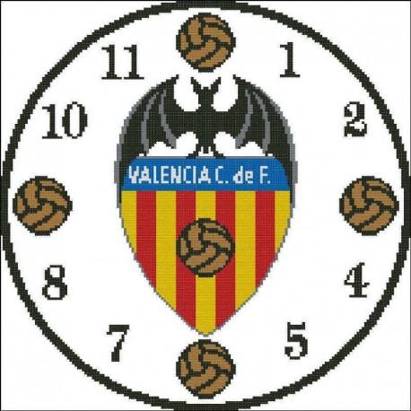 Reloj Valencia C. F.