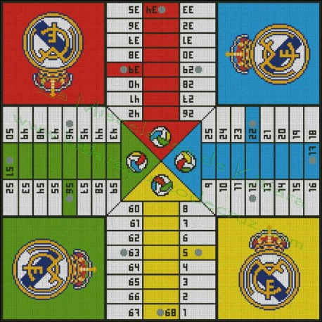 Real Madrid Parchis