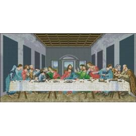 La Última Cena - Leonardo Da Vinci - 2