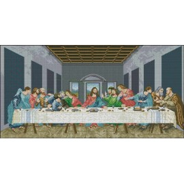 The Last Supper - Leonardo Da Vinci - 2
