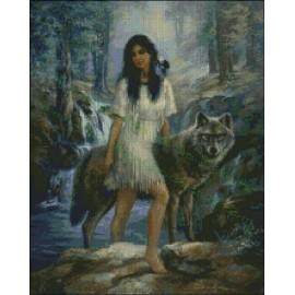 India y lobo