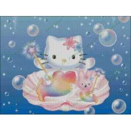 Hello Kitty Little Mermaid