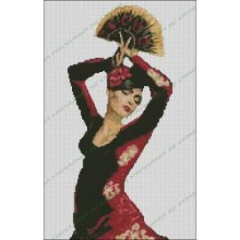 Mujer Flamenca 1