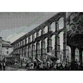 Acueducto de Segovia Epoca