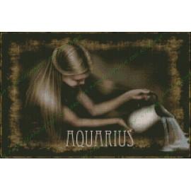 Parchment Aquarius