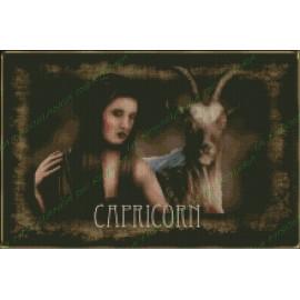 Parchment Capricorn
