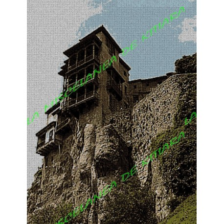 Casa Colgante de Cuenca