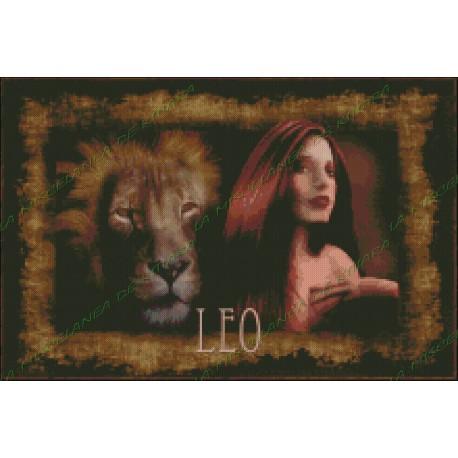 Parchment Leo