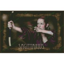 Parchment Sagittarius