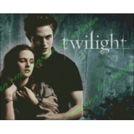 Edward Cullen and Bella Swan-Twilight