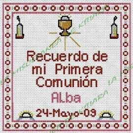 I remember 1st Communion 3