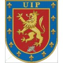 Emblema UIP (Unidad de Intervención Policial)