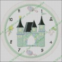 Reloj Castillo de Princesas