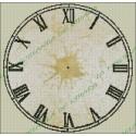 Reloj Números Romanos