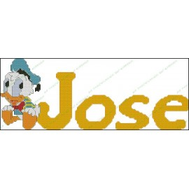 Nombres Disney - Donal Bebe