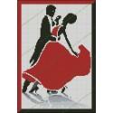 Dancing Couple 2