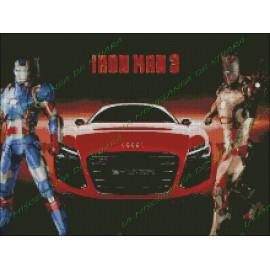 Iron Man 3 - b