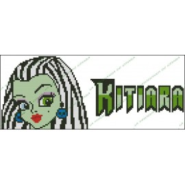 Nombres Monster High - Frankie Stein