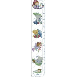 Height Chart Children's Toys