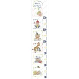 Height Chart stuffed animals