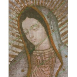 Madonna of Guadalupe 2
