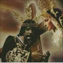 Nazareno y Virgen