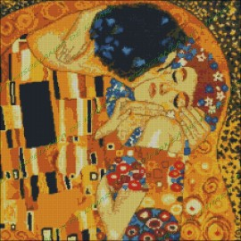 The kiss klimt