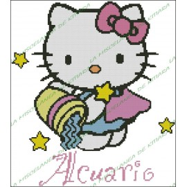 Hello Kitty Horoscope Aquarius